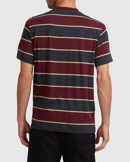 3 LEVEL 3 SHORT SLEEVE TEE Red 117102 Element