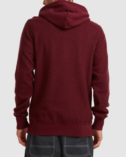 3 SIMPLE TRUTH HOODIE Red 117307 Element
