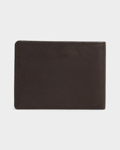 1 CORPO LEATHER WALLET Brown 173573 Element