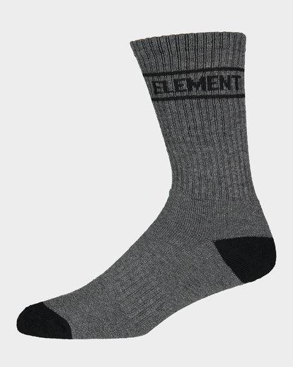 1 SPORTS 5PCK SOCKS  173693 Element