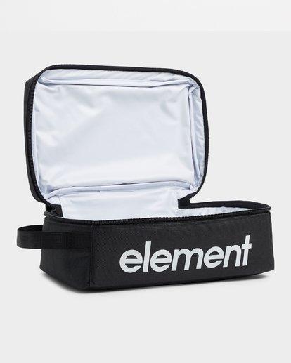 4 SKOOL LUNCH BOX Black 174742 Element