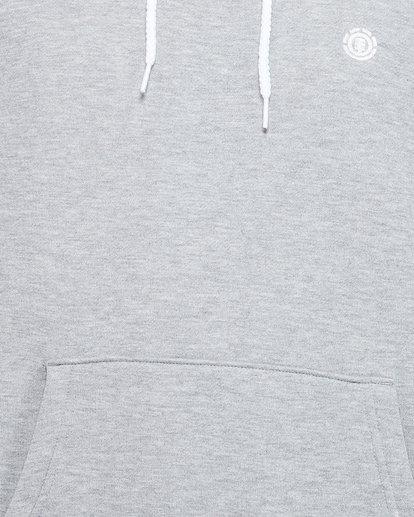 4 CORNELL CLASSIC HOODIE Grey 176303 Element