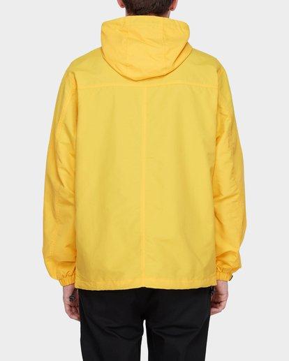 2 ORION ANORAK JACKET Yellow 183456 Element