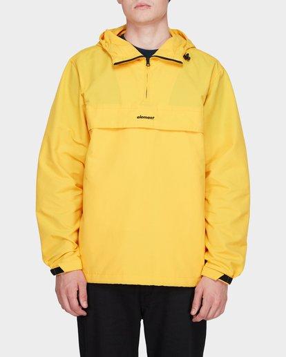 0 ORION ANORAK JACKET Yellow 183456 Element
