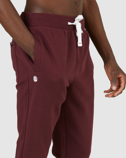 2 CORNELL TRACKPANT Red 186261 Element