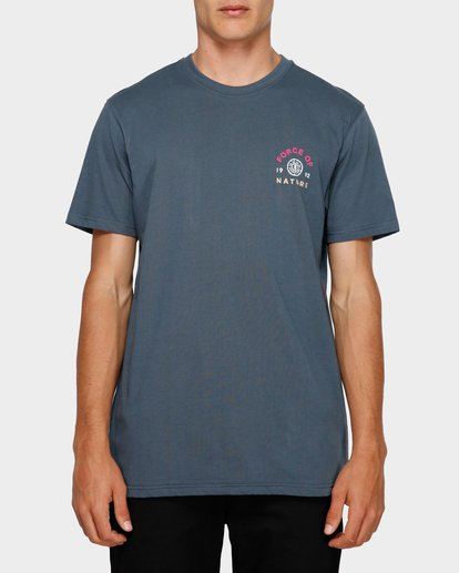 0 Force Of Nature Short Sleeve Tee  193004 Element