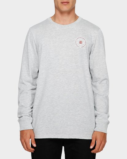 0 Know Your Roots Long Sleeve Tee  193052 Element