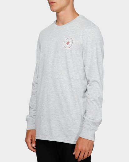 2 Know Your Roots Long Sleeve Tee  193052 Element