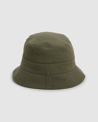 2 BENNY BUCKET HAT Green 202601 Element