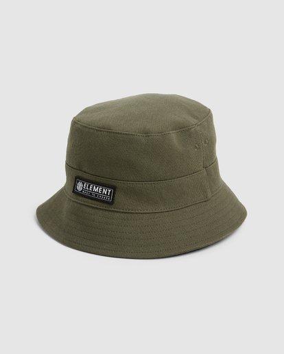 0 BENNY BUCKET HAT Green 202601 Element