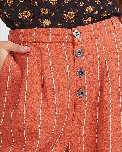 3 SUNDAY PANT Red 205262 Element