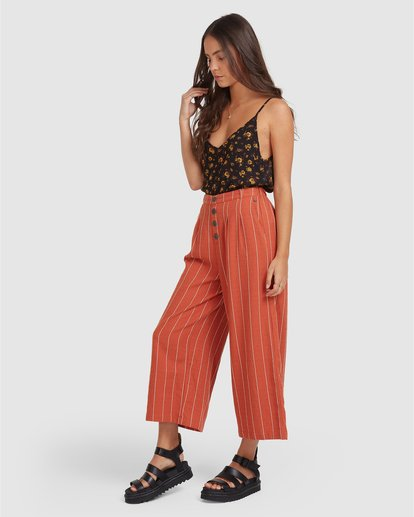 2 SUNDAY PANT Red 205262 Element