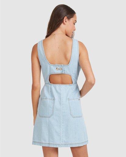 1 PIERA DRESS Blue 205866 Element
