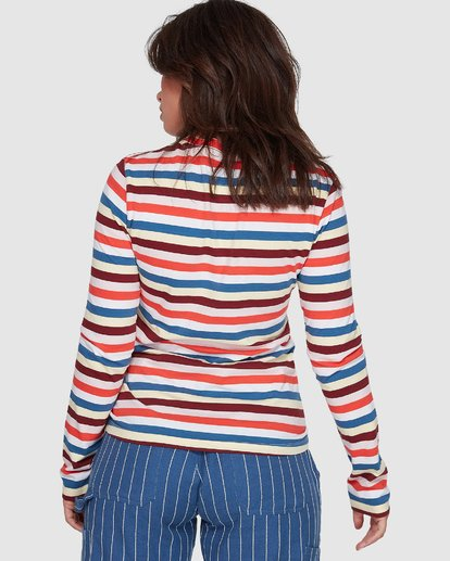 1 CANDY CANE LONG SLEEVE TEE Red 207051 Element