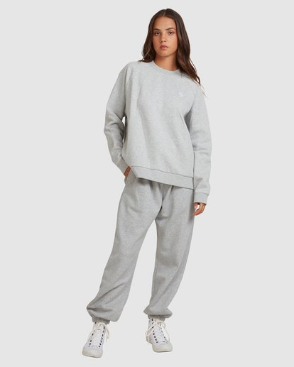5 CORNETTE CREWNECK SWEATSHIRT Grey 217301 Element