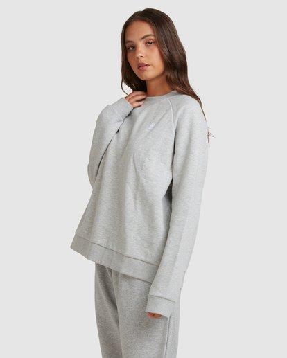 2 CORNETTE CREWNECK SWEATSHIRT Grey 217301 Element