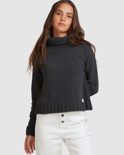 0 COZY NIGHTS KNITTED SWEATER White 283421 Element
