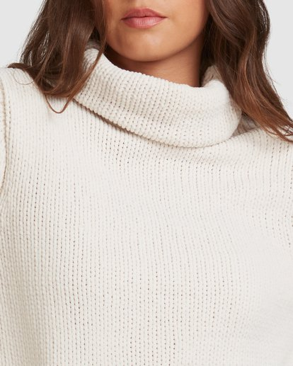 4 COZY NIGHTS KNITTED SWEATER Grey 283421 Element