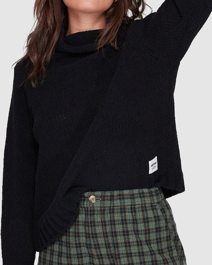 8 COZY NIGHTS KNITTED SWEATER White 283421 Element
