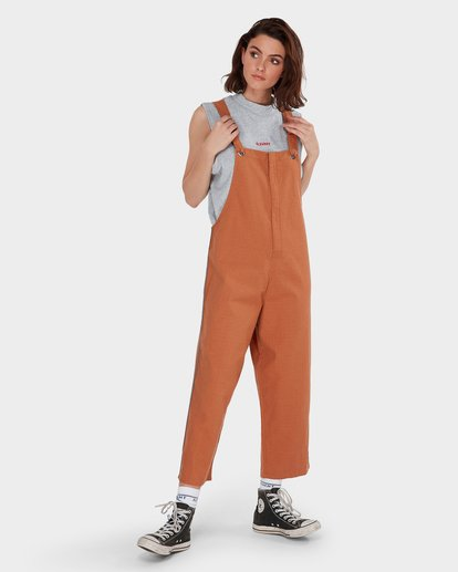 0 GRAVITY OVERALL Brown 284871 Element