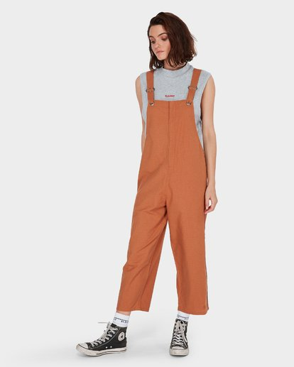 2 GRAVITY OVERALL Brown 284871 Element