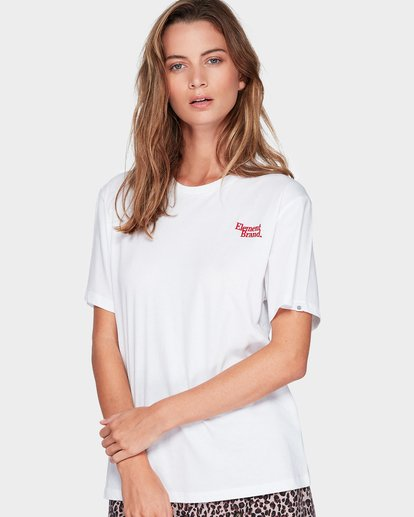 0 DIG IT TEE White 294006 Element