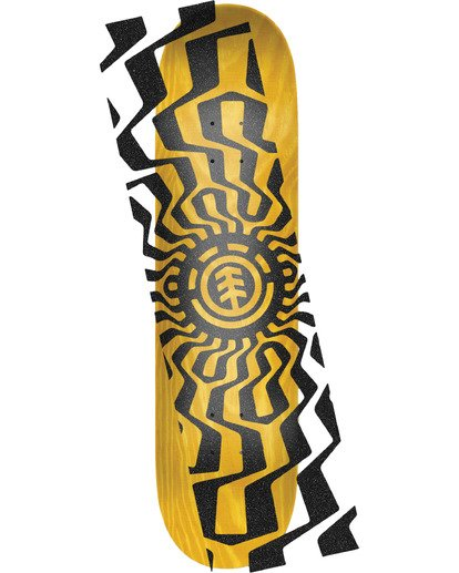 "1 9"" x 33"" Mind Warp Grip Tape Multicolor ACGT3MWG Element"