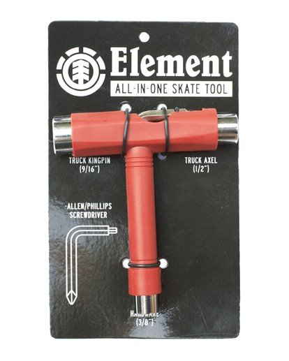 1 All In One Tool Multicolor ACTLSETL Element