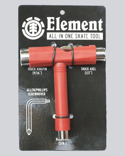 0 All In One Tool Multicolor ACTLSETL Element