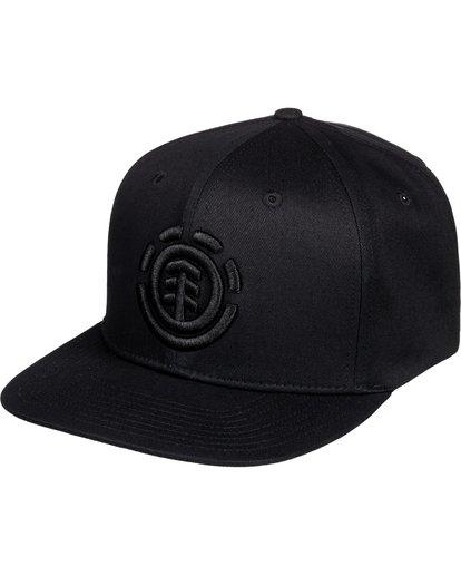 0 Boys' Knutsen Snapback Hat Blue ALBHA00102 Element