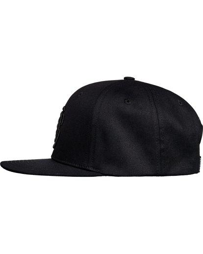 1 Boys' Knutsen Snapback Hat Blue ALBHA00102 Element