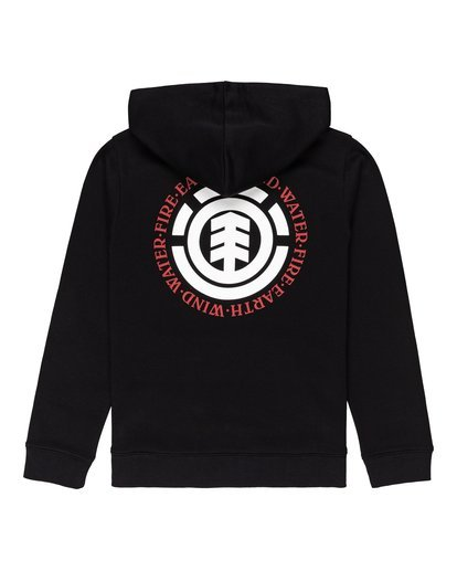 1 Boys' Seal Pullover Hoodie  ALBSF00102 Element
