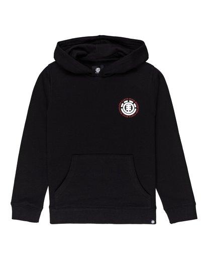 0 Boys' Seal Pullover Hoodie  ALBSF00102 Element
