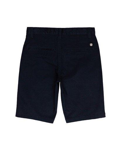 1 Boys' Howland Classic Short Blue ALBWS00100 Element