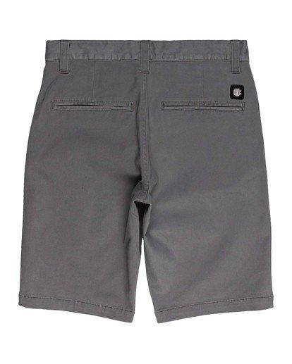 1 Boys' Howland Classic Short Grey ALBWS00100 Element