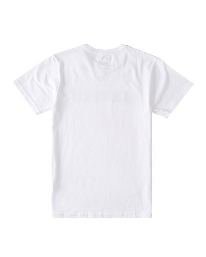 1 Boys' Blazin 3D T-Shirt White ALBZT00130 Element