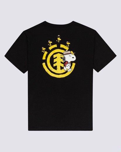 0 Youth ' Peanuts x Element Emerge T-Shirt  ALBZT00135 Element