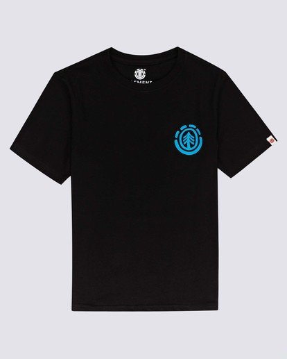 0 Boys' Balmore T-Shirt Blue ALBZT00136 Element