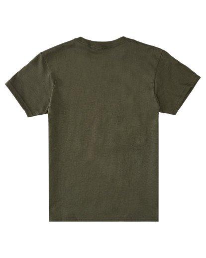 1 Boys' Dusky Short Sleeve T-Shirt Beige ALBZT00151 Element