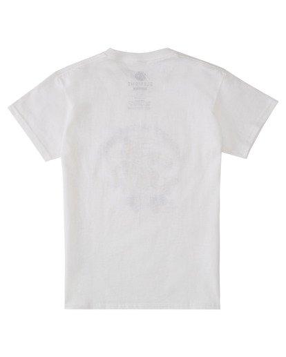 1 Boys' Pushing Metal Short Sleeve T-Shirt  ALBZT00169 Element