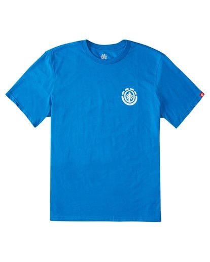 2 Balmor T-Shirt Blue ALMZT00106 Element