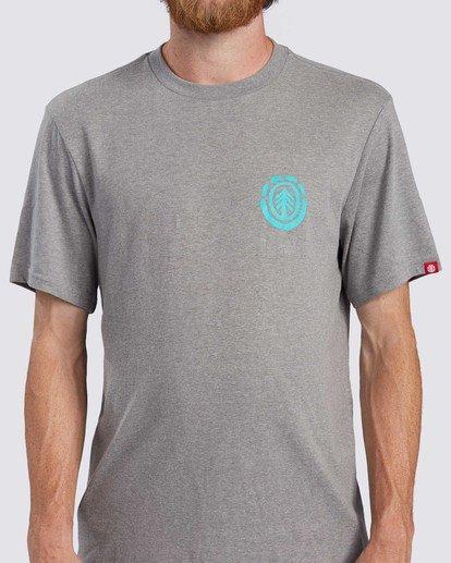 3 Balmor T-Shirt Grey ALMZT00106 Element