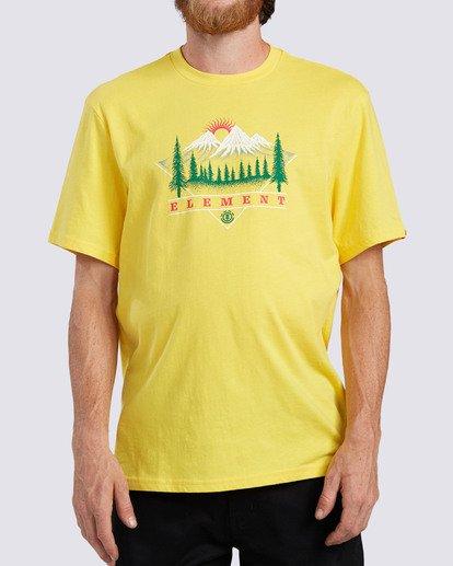 0 Upshaw T-Shirt  ALMZT00110 Element