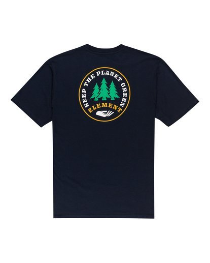 0 Spera T-Shirt Blue ALMZT00111 Element