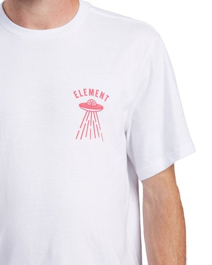 5 Howerton T-Shirt White ALMZT00116 Element
