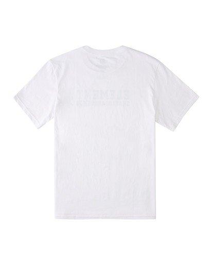 1 Fitch T-Shirt White ALMZT00121 Element