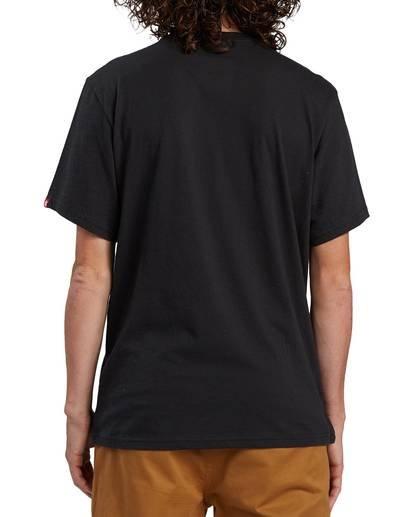 5 Fitch T-Shirt Blue ALMZT00121 Element