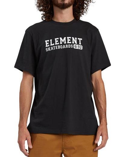4 Fitch T-Shirt Blue ALMZT00121 Element