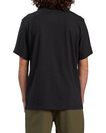 1 Duggar Chest T-Shirt Blue ALMZT00125 Element