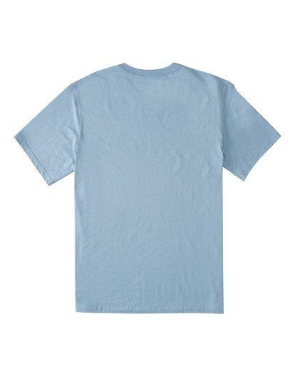 1 Vertical T-Shirt Blue ALMZT00129 Element